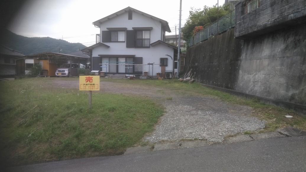 田口野の団地区画内